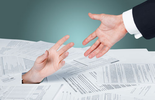 MyFamilyCare, Papierkram, Bürokratie